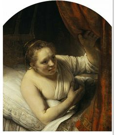 Rembrandt in edinburgh