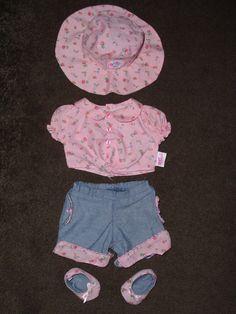 BABY BORN Bekleidungsset mit Shorts,Bluse,Sommerhut und Schuhe von ZAPF CREATION in Spielzeug, Puppen & Zubehör, Babypuppen & Zubehör | eBay!