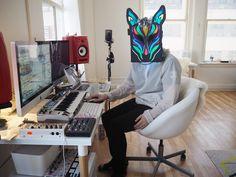Slow Magic  #music #slowmagic #mask