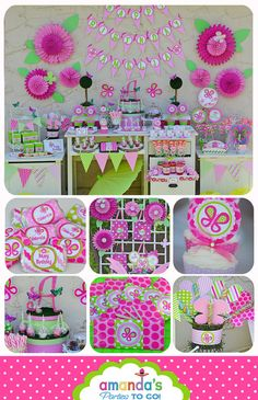 Butterfly Party Printables  Butterfly от AmandasPartiesToGo, $29.50
