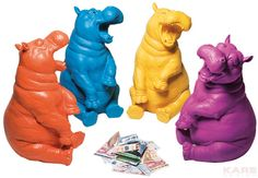 Money+Box+Pop+Hippo+Assorted