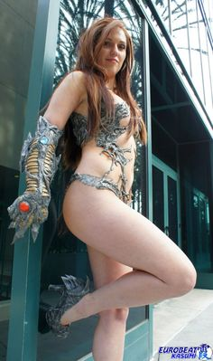 great witchblade cosplay