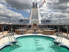 Look inside the Seven Seas Voyager cruise ship - Liverpool Echo