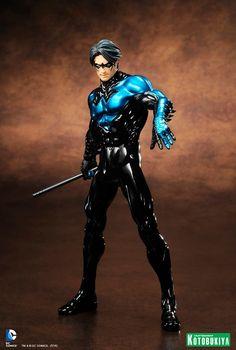 Kotobukiya DC Comics Nightwing Origins Blue ARTFX+ Statue  #fanboycollect www.FanboyCollectibles.com