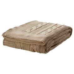 URSULA Throw - beige - IKEA | $30 | I love the idea of having blankets and throws for comfy impromptu jam sessions.