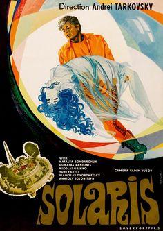 Solaris (1972) Directed by Andrei Tarkovsky.
