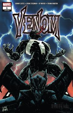 VENOM THE END #1 Presale 01//15 Marvel Comics NM