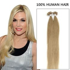 Pre Bonded Hair Extensions, Fusion Hair Extensions, Human Hair Extensions, Full Hair, Remy Human Hair, Beauty Full, Keratin, Trendy Outfits, Curls