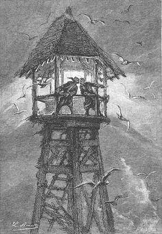 The Illustrated Jules Verne  Kéraban-le-têtu (1882)  103 illustrations by Léon Benett