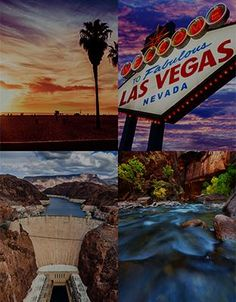 Just Ahead's Interstate 15 tour traces a route from Los Angeles across the Mojave Desert to Las Vegas and St. George, Utah, with a side trip to Hoover Dam.