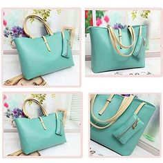 Women Lady Candy Colors PU Leather Tote Shoulder Bags Hobo Handbags Satchel Messenger Bag Purse - For Sale Check more at http://shipperscentral.com/wp/product/women-lady-candy-colors-pu-leather-tote-shoulder-bags-hobo-handbags-satchel-messenger-bag-purse-for-sale-3/