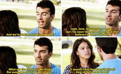 "It's definitely meant to be. | 27 Reasons Rafael And Jane Belong Together On ""Jane The Virgin"""