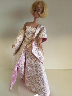 JE Hostess Set in White/Gold Japan Brocade White Gold, Doll, Japan, Design, Puppet, Dolls, Baby, Japanese