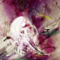 Tableau Numérique: Repos dans la nature une toile de limmagin impression sur dibond, verre acrylique et canvas.