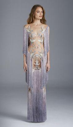 Fashion Friday: Paolo Sebastian 2015-16 S/S Couture | Hong Kong Wedding Blog