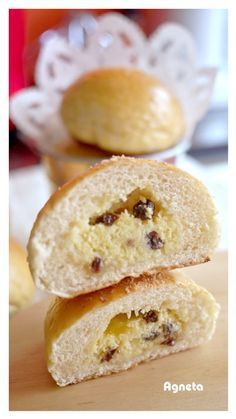 how to make sweet bread buns