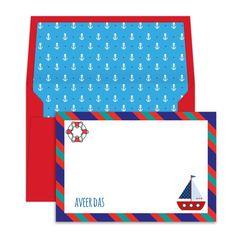 Nautical Notecards