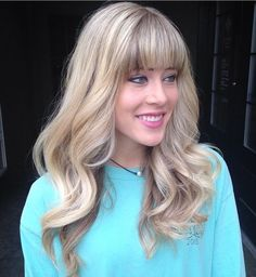 long hairstyle for thick hair