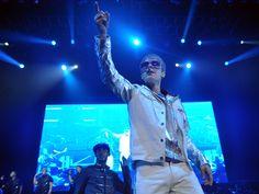Justin Bieber Live Performance in Jakarta