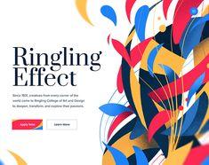 Best Web Design Trends to Watch in 2019 - TheHotSkills - typography web design . - Best Web Design Trends to Watch in 2019 – TheHotSkills – typography web design trends – - Interaktives Design, Modern Web Design, Best Web Design, Web Design Trends, Web Design Inspiration, Graphic Design, Design Patterns, Web Design Projects, Web Design Tutorials