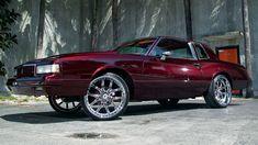 1987 chevrolet chevy monte carlo g body rides magazine asanti wheels af150