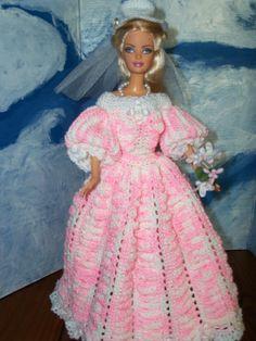 1800s Romance Era Bride by DebbysDollsDelight on Etsy, $55.00  Hand made by my SUPER talented Sister.