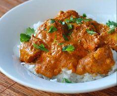Rezept Chicken Tikka Masala von Brutzelhexe - Rezept der Kategorie Hauptgerichte mit Fleisch