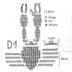 Схема краба