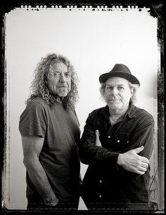 Buddy Miller  Robert Plant