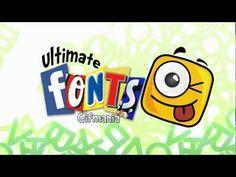 Free Fonts - www.ultimatefonts.com