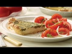 Quiche has long been a favourite main course – loved for its ease, versatility and great taste. Cheddar and Broccoli Quiche from 1994 gets a delightful twist with asparagus and the zest of Canadian Parmesan; serve it with your favourite salad.