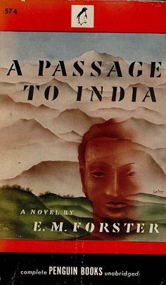 By George Salter, 1 9 4 6, A Passage to India a novel by E.M. Forster, Penguin 574.