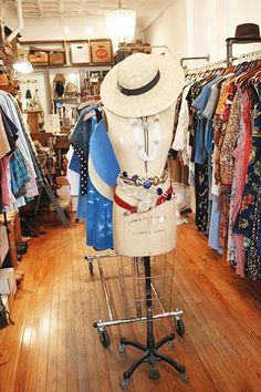 An Insider's Guide To Shopping Vintage In NYC #refinery29  http://www.refinery29.com/nyc-vintage-shops#slide-19  Local Clothing Heads up, color lovers: This adorable boutique features wares in every shade under the sartorial rainbow in a tight and tightly curated space. Local Clothing, 328 East 9th Street (between First and Second avenues); 212-777-3850....