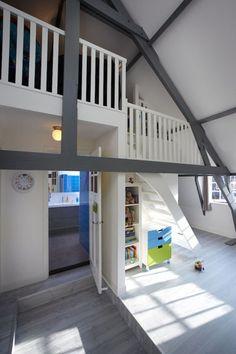 1000 images about zolder on pinterest mezzanine fotografie and met - Maak een mezzanine op de zolder ...