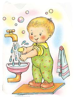 canción para lavarse las manos