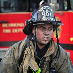 FEATURED POST   @cwwimmer -  As another year of documenting the RFD comes to a close (10 years now and counting) I wanted to share one of my favorite photos from this past year. This photo of firefighter C. Tapia of Engine Company No. 67 was taken at a vacant house fire on Harbour Way on April 16 2016. Firefighter Tapia had just finished battling a fierce blaze when I captured this photo. Some of my favorite photos I've ever taken are photos of firefighters right after the fight…