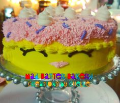"""Wishes"" Shopkins Cake"