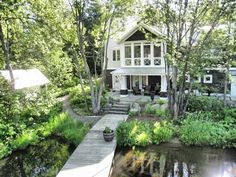 Cottage on Lake Muskoka