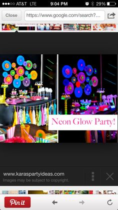 Neon BABY! :))