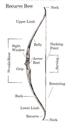 How To Make A Recurve Bow And Arrow 1000+ ideas about <b>recurve bows</b> on pinterest  <b>archery</b> ...