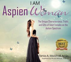 Review by Special Needs Blog and Friendship Circle of I am AspienWoman: Unique Characteristics, Traits, Gifts of Adult Females on Autism Spectrum -by Tania A. Marshall, M.Sc.