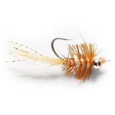 Just found this Fly Fishing Bonefish - Meko Special -- Orvis on Orvis.com! This is supposedly one of the best Bonefish flies for the Bahamas. I bet it would work well in Biscayne Bay also.