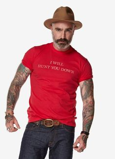 fe552e730a0c If there is any question in your mind about the hunt.This cotton crew neck  tee tells the story of moving on. SIZE & FIT True to Size SHEEHAN & CO.
