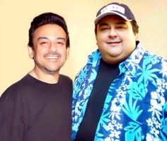 Adnan Sami after & before