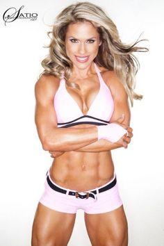 M.B. ... Queen of Fitness