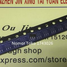 Original 50 pcs (TONTEK) TTP223 BA6 IC/ IC TO-23 TTP223-BA6  touch detection ic ...