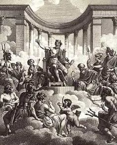 The gods that Greeks would have worshiped in the Classical Period along with the other periods.