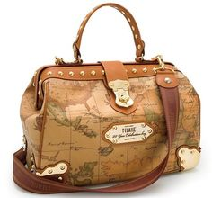 Alviero Martini handbag. I LOVE this bag!