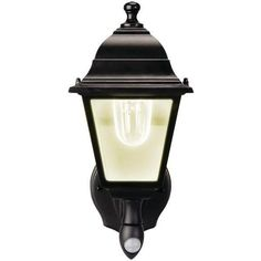 MAXSA Innovations 43319-X Motion-Activated Wall Sconce