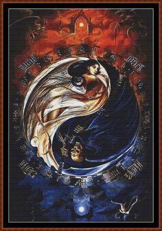 Yin Yang - Life & Death